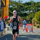 Kingscliff Triathlon 2011 Finish line B6116 by Gavin Lardner