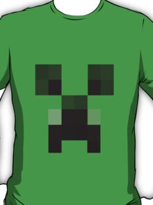 Minecraft- Creeper T-Shirt
