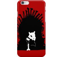 Game of Bones iPhone Case/Skin