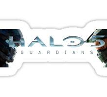 Halo 5 Locke vs Master Chief Sticker