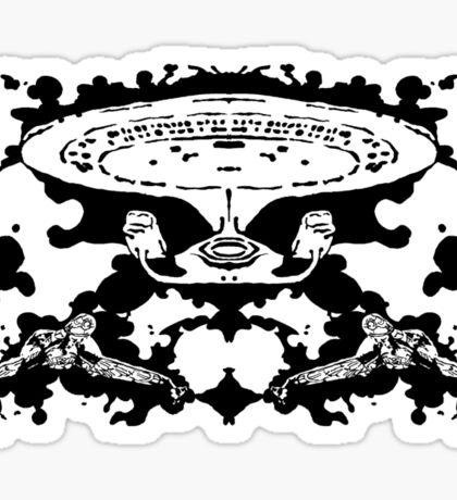 Ror Trek Sticker