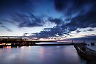 Whitby Harbour, A Last Hurrah by Andy Freer
