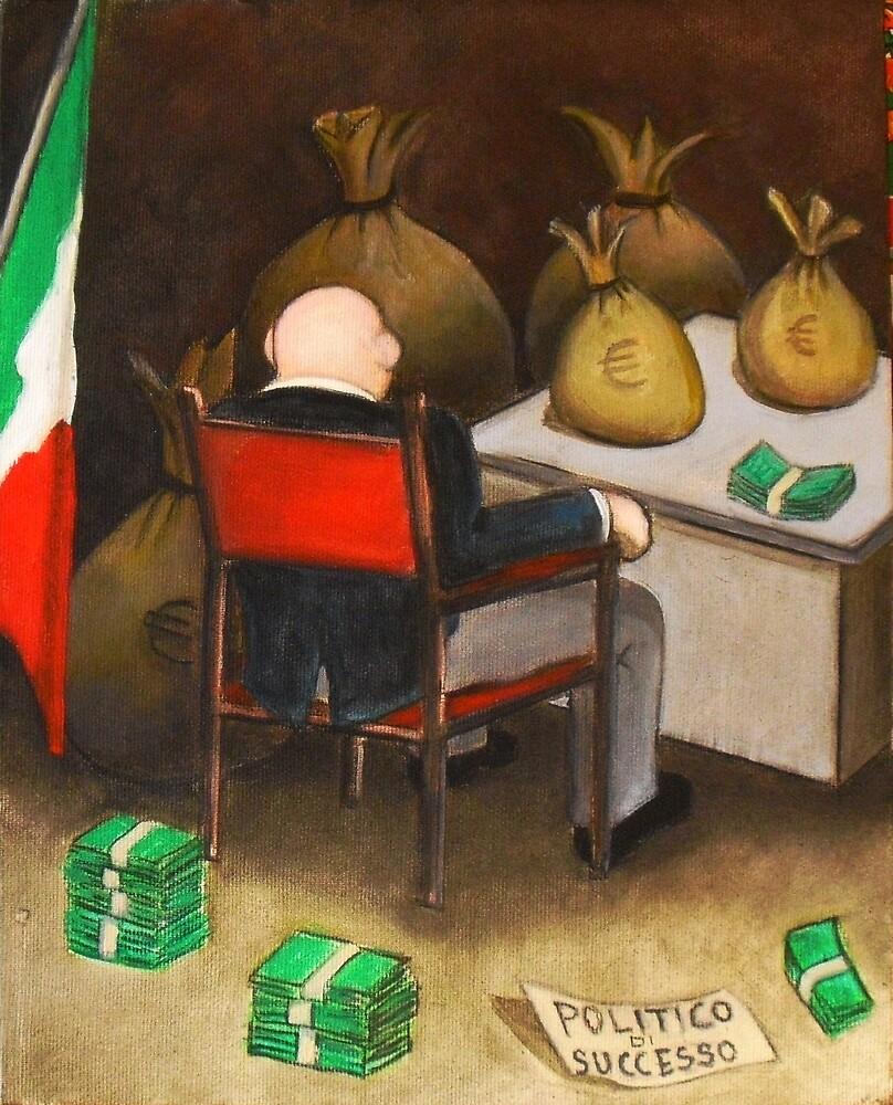 A successful politician by fulvio