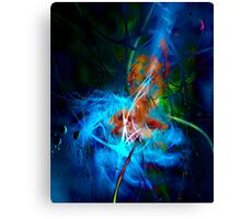 Mystery Happenings.   Canvas Print
