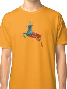 Red or Aqua - JUSTART © Classic T-Shirt