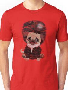 Edgar Allan Pug Unisex T-Shirt