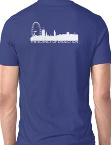 The Science Of Deduction - WHITE Unisex T-Shirt