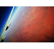 The edge of space Photographic Print