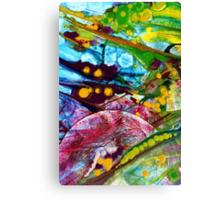 Symphony - Nine Canvas Print