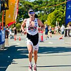 Kingscliff Triathlon 2011 Finish line B6230 by Gavin Lardner