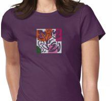 Script Vivante - JUSTART © Womens Fitted T-Shirt