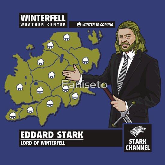 TShirtGifter presents: Winter is Coming