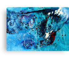 Opus - Nine Canvas Print