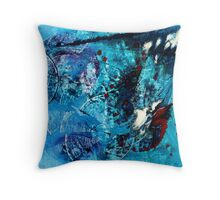 Opus - Nine Throw Pillow