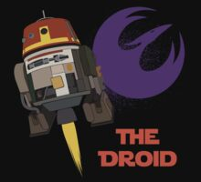 The Droid by BlueWolf11