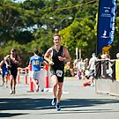 Kingscliff Triathlon 2011 Finish line B6315 by Gavin Lardner