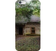 Old Cabin iPhone Case/Skin