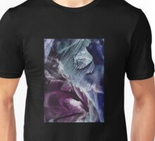 Reflective journey to other dimensions Unisex T-Shirt