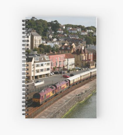 Venice Simplon Orient Express train Spiral Notebook