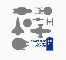 Spaceship Of My Choice Unisex T-Shirt