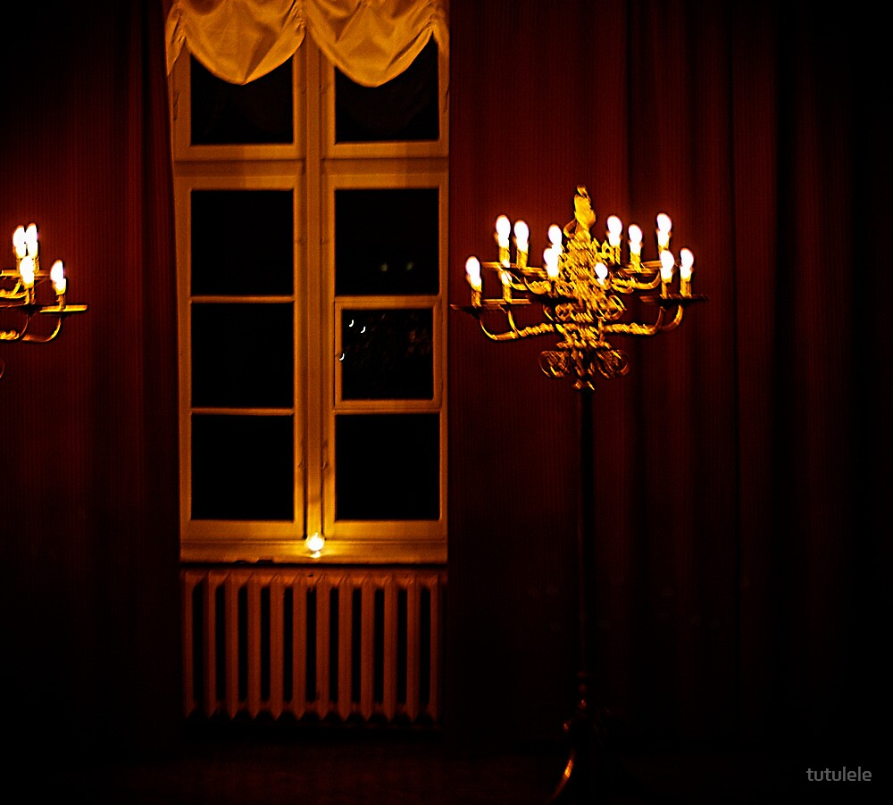 Candles in the Dark by tutulele