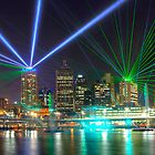 Brisbane Festival  Queensland  Australia by William Bullimore