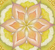 Mandala in Greek style Sticker