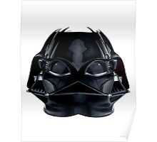 Darth Vader (double headed) Poster