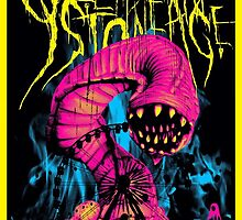 Queens of the Stone Age by daniel samantha