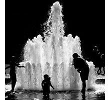 Refreshment (Oregonian Style) Photographic Print
