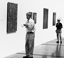 at the NGV by geof