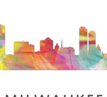 Milwaukee, Wisconson Skyline WB1 Sticker