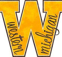 Western Michigan W by katiefarello