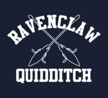 Ravenclaw Quidditch – Harry Potter, Hogwarts, Luna Lovegood, Cho Chang by fandemonium