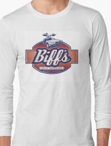 Biff's Auto-Dealing Long Sleeve T-Shirt