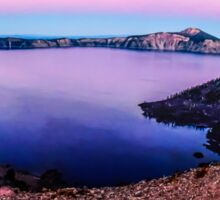 Crater Lake #105 Sticker