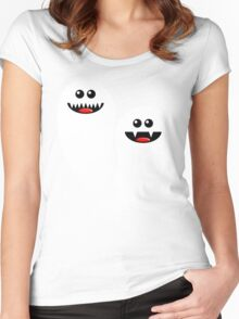 SPOOKS Women's Fitted Scoop T-Shirt