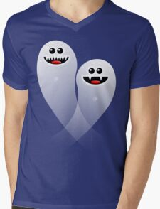 SPOOKS Mens V-Neck T-Shirt