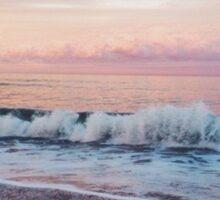 ocean sand Sticker
