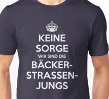 Bäckerstraßenjungs Unisex T-Shirt
