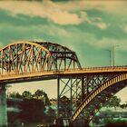 The Peace Bridge by Susan  Kimball