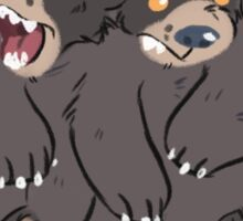 Septembear: The Multi-Bear Sticker