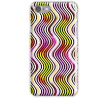Optical illusions  pattern 12 iPhone Case/Skin