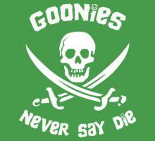 Goonies Never Say Die Kids Clothes
