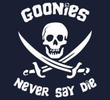 Goonies Never Say Die One Piece - Long Sleeve