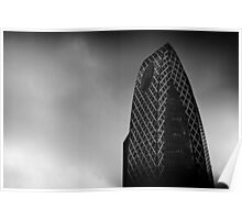cocoon tower Poster
