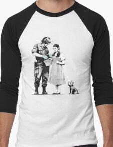 Bag Search Men's Baseball ¾ T-Shirt