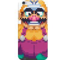 Laughing wario iPhone Case/Skin
