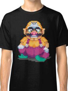 Laughing wario Classic T-Shirt