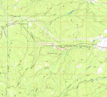 USGS Topo Map Oregon Midway 362932 1979 24000 Sticker